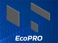 Торцевые заглушки серии EcoPRO