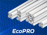 Алюминиевый профиль серии EcoPRO
